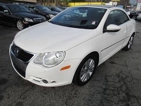 2010 Volkswagen Eos for sale in Snellville, GA