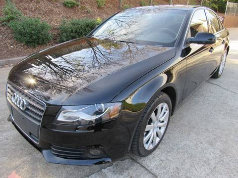 2011 Audi A4 for sale in Snellville, GA