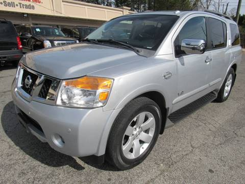 2008 Nissan Armada for sale in Snellville, GA