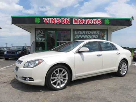 Used Chevrolet For Sale In Clinton Township Mi