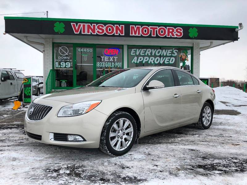 Vinson Motors - Used Cars - Clinton Township MI Dealer