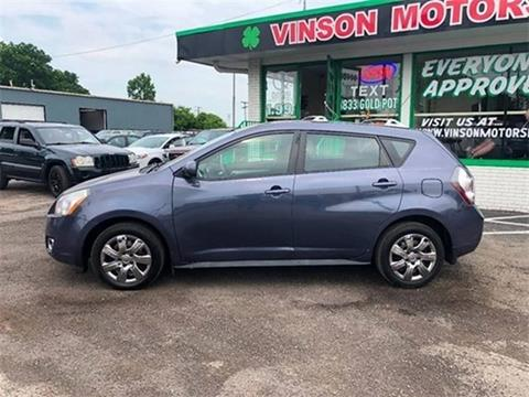 2010 Pontiac Vibe for sale in Clinton Township, MI