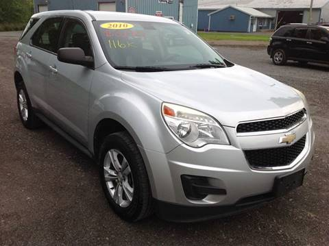 2010 Chevrolet Equinox for sale in Central Square, NY