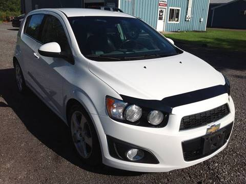 2012 Chevrolet Sonic for sale in Central Square, NY