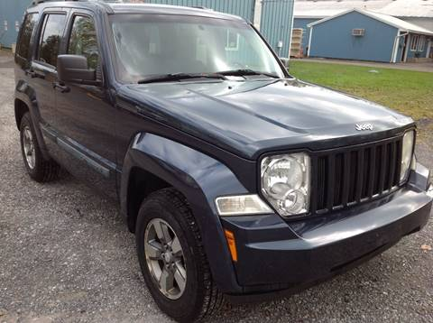 2008 Jeep Liberty for sale in Central Square, NY