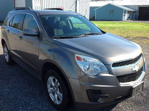 2011 Chevrolet Equinox for sale in Central Square, NY
