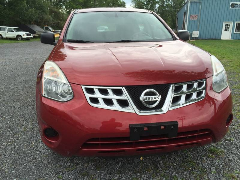 2011 Nissan Rogue AWD S 4dr Crossover - Central Square NY