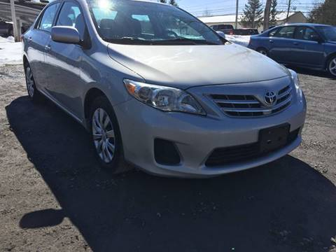 2013 Toyota Corolla for sale in Central Square, NY