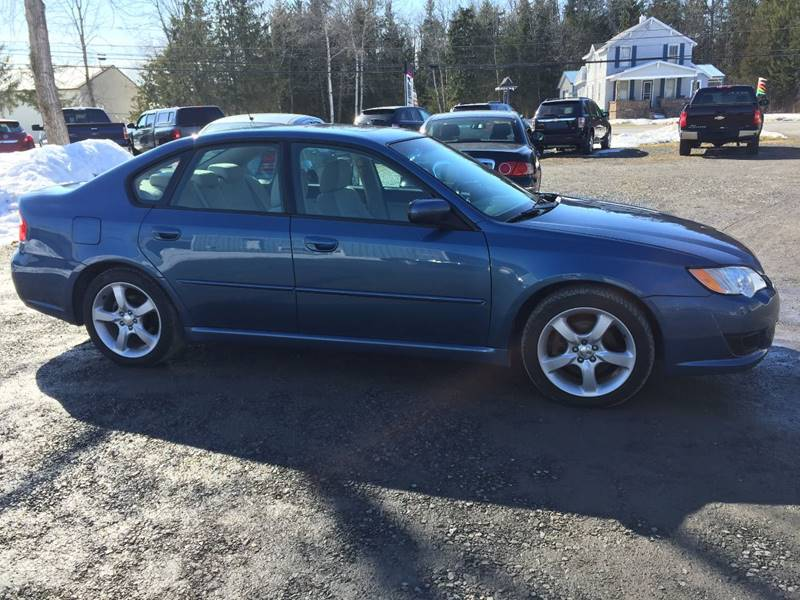 2009 Subaru Legacy AWD 2.5i Special Edition 4dr Sedan 4A - Central Square NY