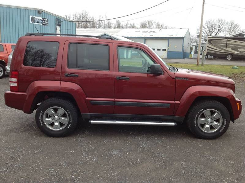 2008 Jeep Liberty 4x4 Sport 4dr SUV - Central Square NY