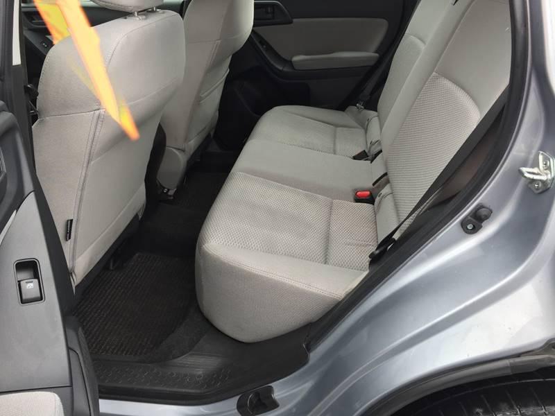 2014 Subaru Forester AWD 2.5i 4dr Wagon CVT - Central Square NY