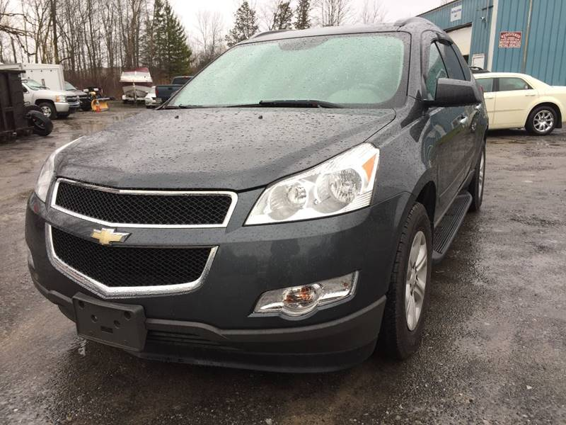 2011 Chevrolet Traverse AWD LS 4dr SUV - Central Square NY