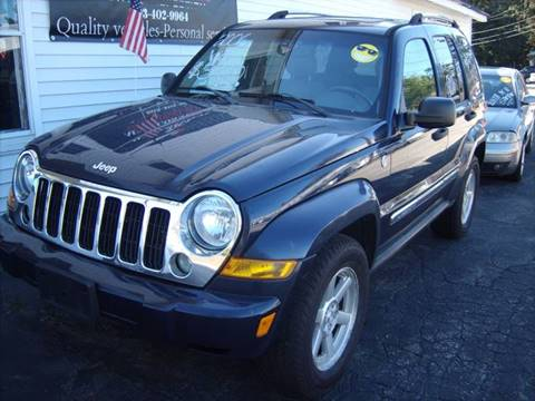 2006 Jeep Liberty for sale in Hudson, NH