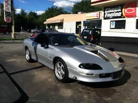 1997 Chevrolet Camaro For Sale  Carsforsalecom