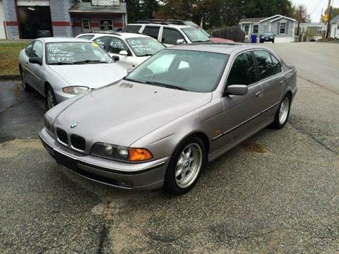 1997 BMW 5 Series for sale in Hudson, NH