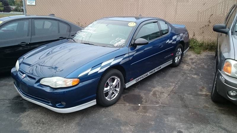 2003 Chevrolet Monte Carlo Ss In Hudson Nh Jrs Auto Connection