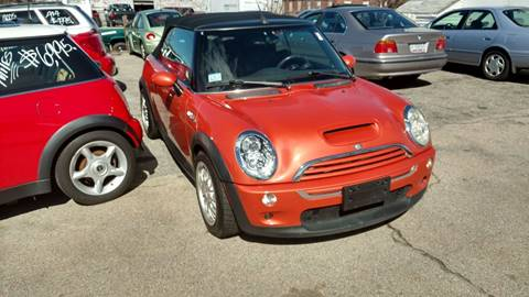 2006 MINI Cooper for sale at JR's Auto Connection in Hudson NH