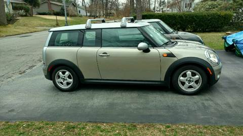 2009 MINI Cooper Clubman for sale at JR's Auto Connection in Hudson NH