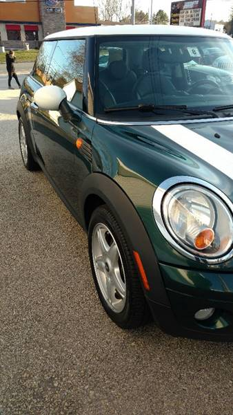 2007 MINI Cooper for sale at JR's Auto Connection in Hudson NH
