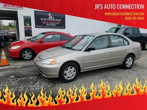 2002 Honda Civic for sale in Hudson, NH