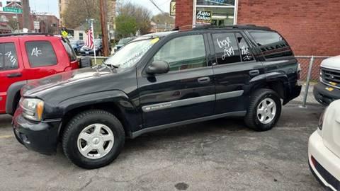 2003 Chevrolet TrailBlazer for sale in Hudson, NH