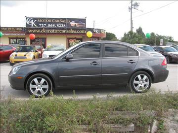 2008 Kia Optima for sale in Hudson, FL