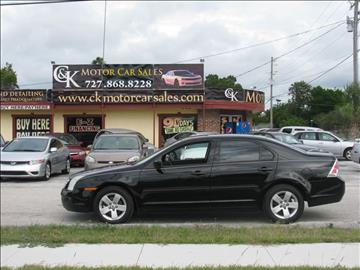 2007 Ford Fusion for sale in Hudson, FL