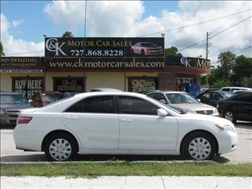 2007 Toyota Camry for sale in Hudson, FL