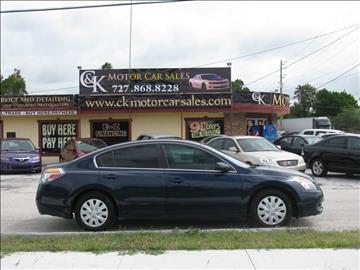 2009 Nissan Altima for sale in Hudson, FL