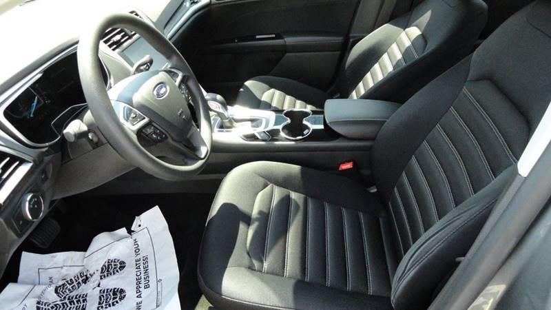 2014 Ford Fusion SE 4dr Sedan - Brodhead WI