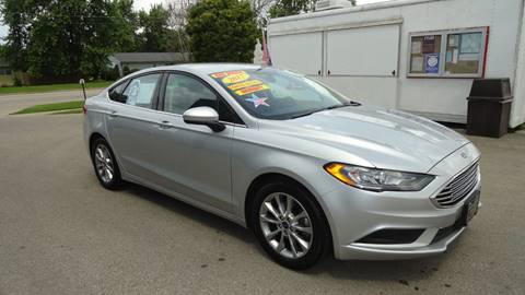 2017 Ford Fusion for sale in Brodhead, WI
