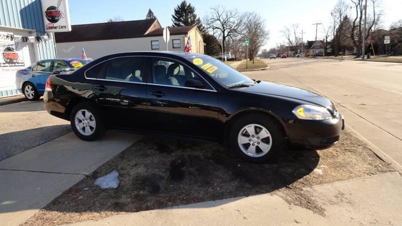 2011 Chevrolet Impala LT Fleet 4dr Sedan w/2FL - Brodhead WI