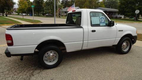 2006 Ford Ranger for sale at CENTER AVENUE AUTO SALES in Brodhead WI