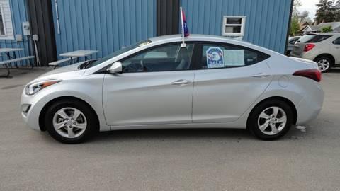 2014 Hyundai Elantra for sale in Brodhead, WI