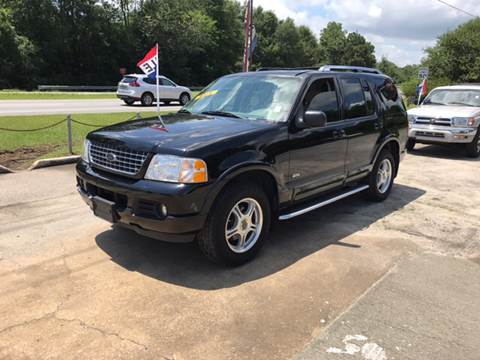 2003 Ford Explorer for sale in Albany, GA