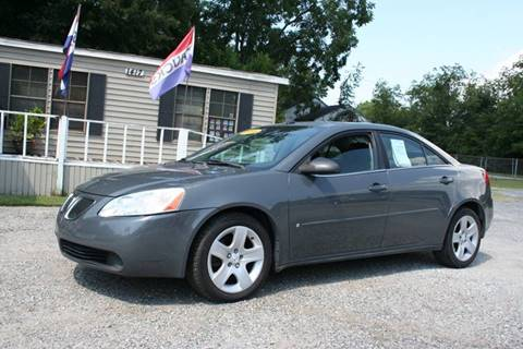 2008 Pontiac G6 for sale at Roberts Motor Company in Albany GA