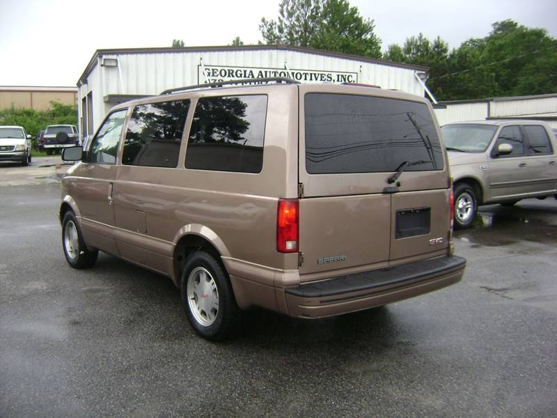 2005 GMC Safari 3dr SLE Extended Mini-Van - Macon GA