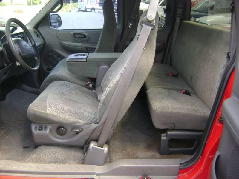 1999 Ford F-150 4dr XL Extended Cab SB - Macon GA