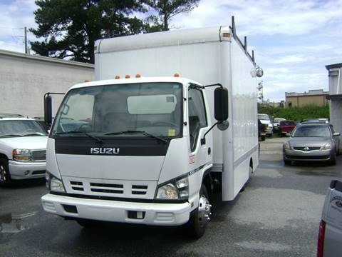 2006 Isuzu NPR for sale in Macon, GA