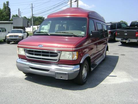 1997 Ford E-Series Cargo for sale in Macon, GA