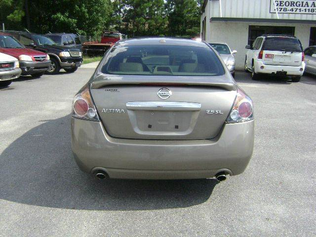 2007 Nissan Altima 2.5 4dr Sedan - Macon GA