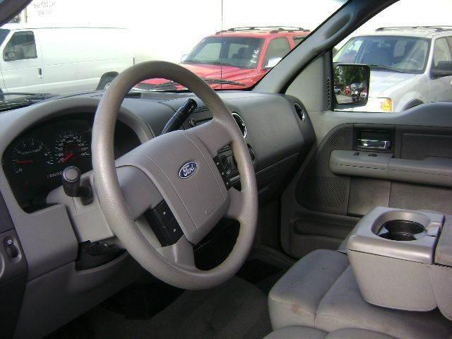 2007 Ford F-150 XLT 4dr SuperCrew Styleside 5.5 ft. SB - Macon GA