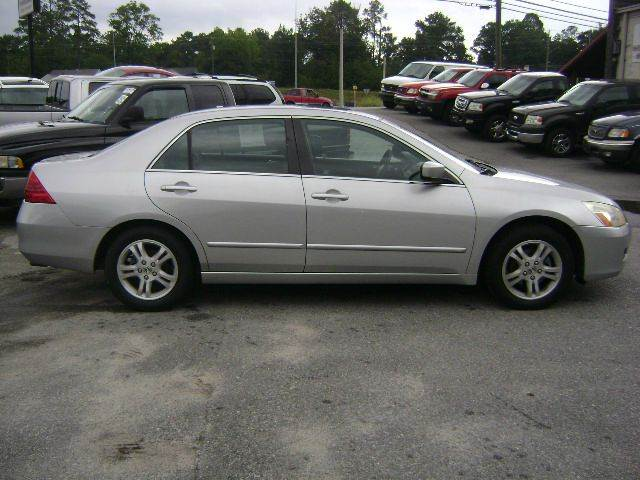 2006 Honda Accord EX 4dr Sedan 5A - Macon GA