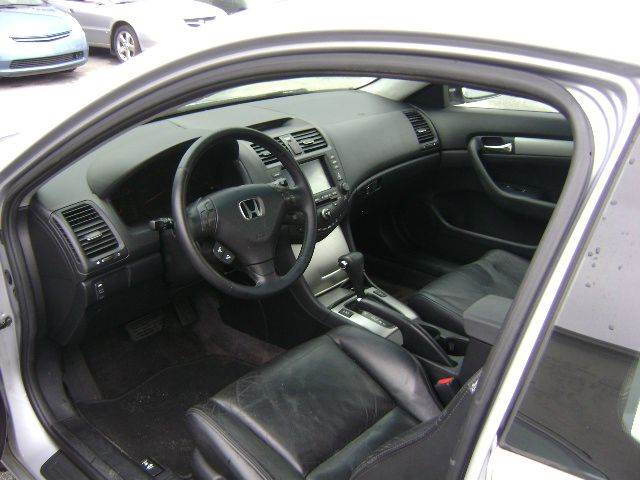 2004 Honda Accord EX 2dr Coupe w/Leather and Navi - Macon GA