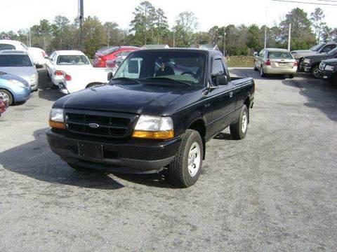 2000 Ford Ranger for sale in Macon, GA