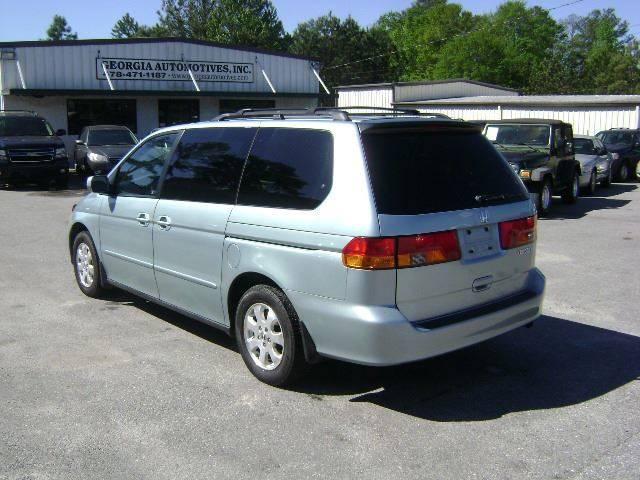 2003 Honda Odyssey EX 4dr Mini-Van - Macon GA