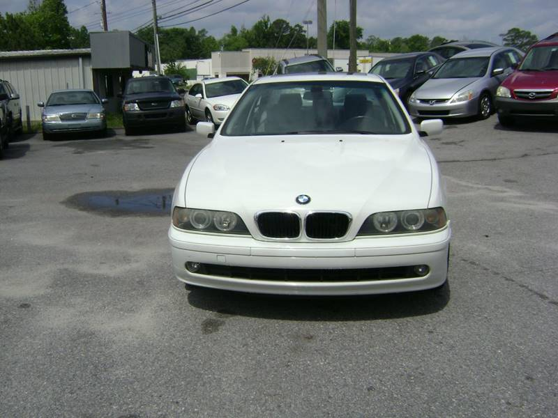 2002 BMW 5 Series 530i 4dr Sedan - Macon GA