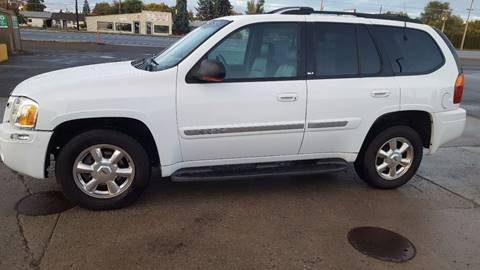 2002 GMC Envoy for sale in Airway Heights, WA