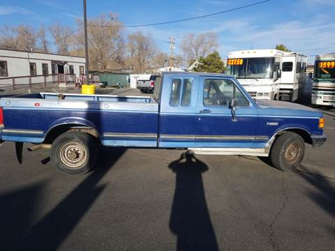 1990 Ford F-250 for sale in Carson City, NV