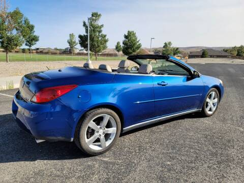 2006 Pontiac G6 for sale at Freds Auto Sales LLC in Carson City NV